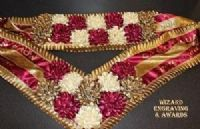 Semi Garland Sash